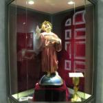 Gesù Bambino benedicente Fatto realizzare dalla Madre